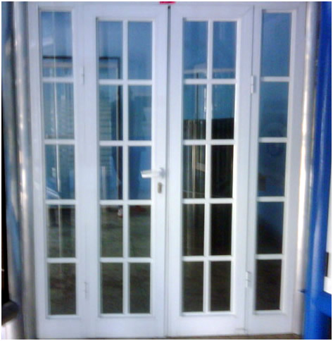 Puertas vidrios y aluminios de cancun for Puerta corrediza aluminio